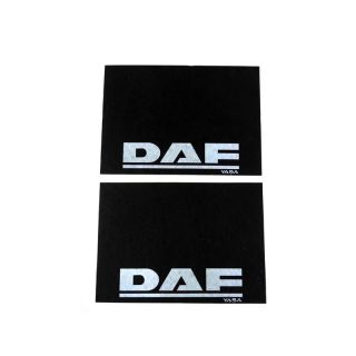 Rear/front mud flap kit DAF