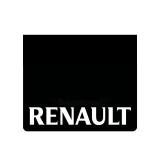 Rear/front mud flap kit Renault