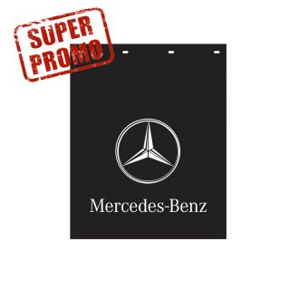 Rear/front mud flap kit Mercedes